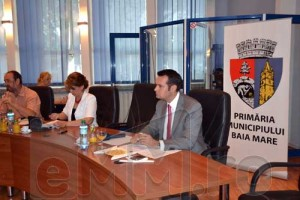 PROMO EMM – Consiliul Local Baia Mare se reuneste astazi, de la ora 15.00, in sedinta. Televiziunea Emaramures transmite in direct sedinta