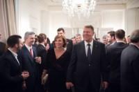Presedintele Iohannis s-a intalnit cu membri ai comunitatii romanilor din SUA